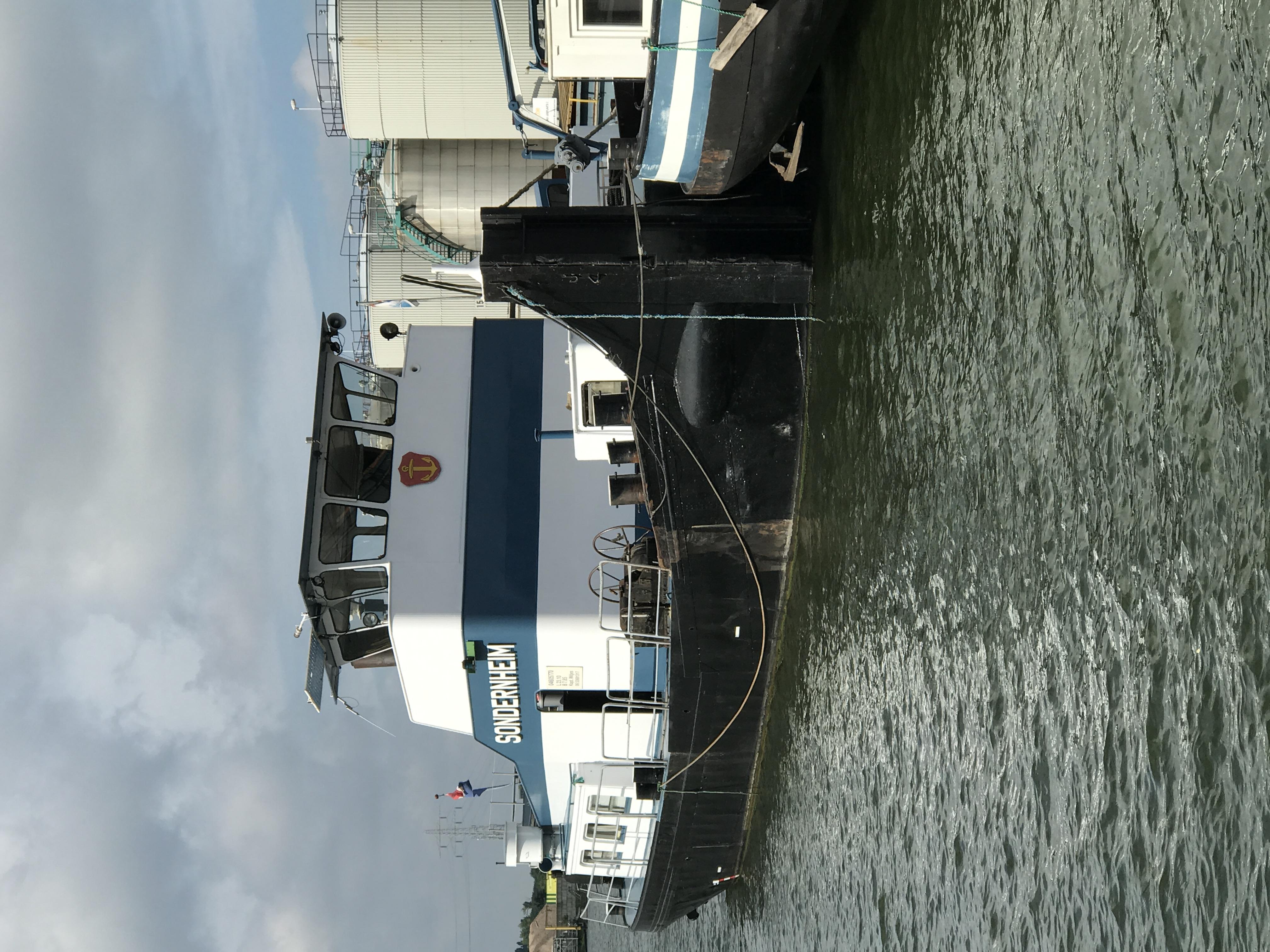 Foto's schip